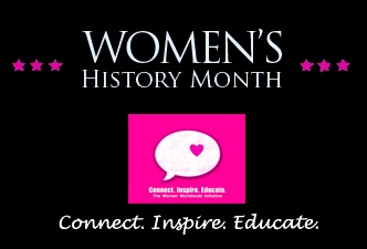 Women's HerStory Month: Write Women Back Into History